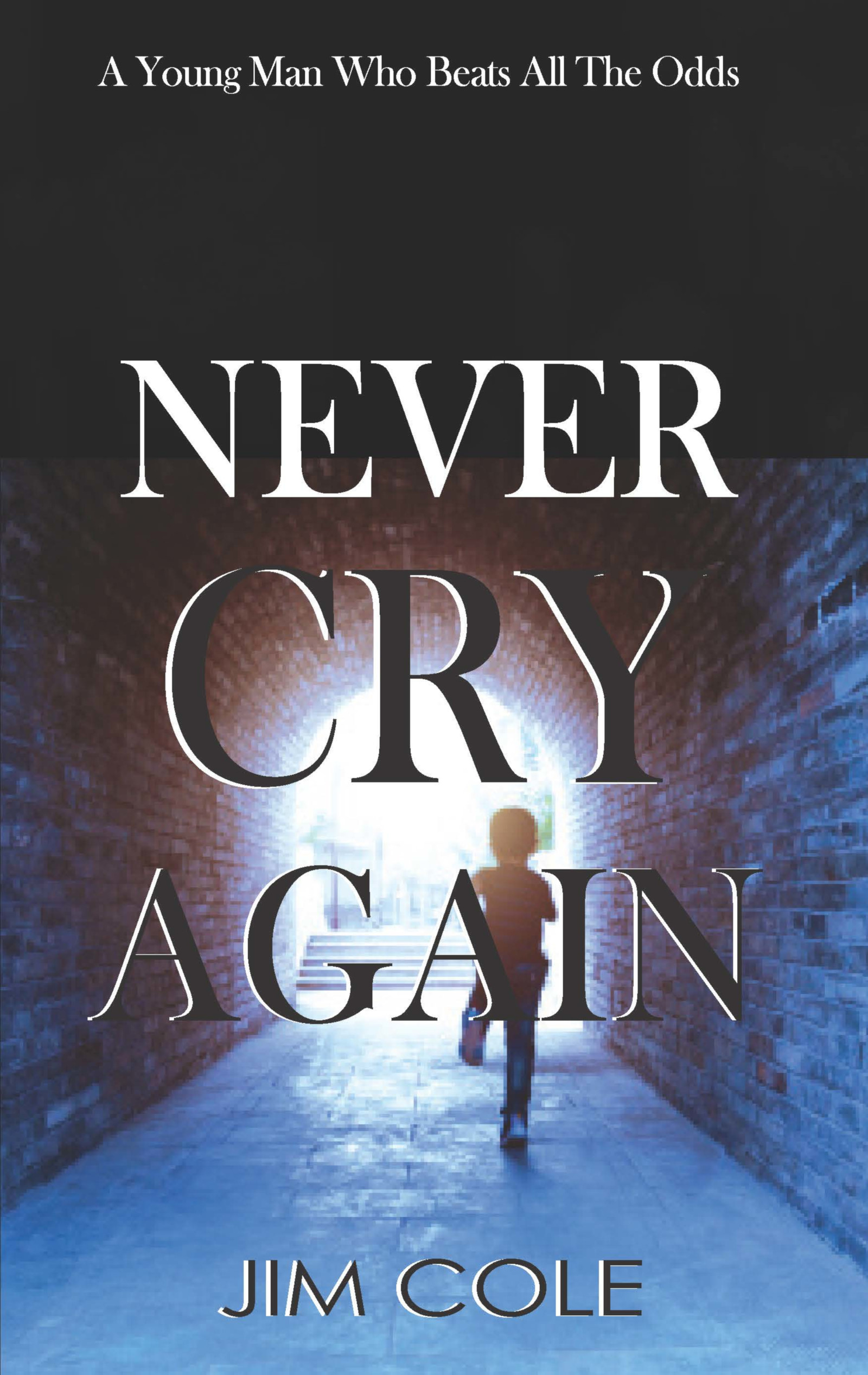Never Cry Again Book Cover